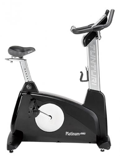 Značkový fitness stroj Tunturi platinum PRO Upright Bike