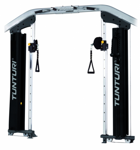 TUNTURI Platinum Cable Cross Stand Alone Kit