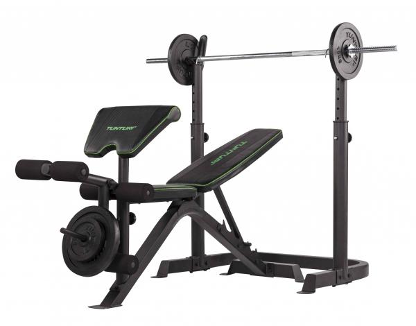 TUNTURI WB50 Mid Width Weight Bench