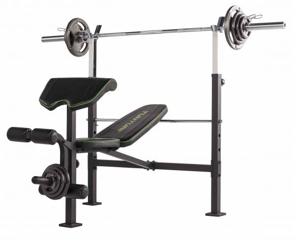 TUNTURI WB60 Olympic Width Weight Bench lavice