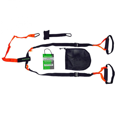 Závěsný posilovací systém TUNTURI Suspension Trainer full