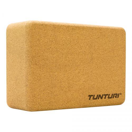 Jóga cihlička korková TUNTURI Cork Yoga Block