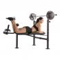 TUNTURI WB60 Olympic Width Weight Bench cvik 7g
