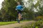 Sportovní ledvinka TUNTURI Running belt workout 3