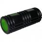 Masážní válec Foam roller 33 cm TUNTURI černo-zelený