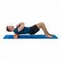 Masážní válec Foam roller 61 cm TUNTURI oranžový workout