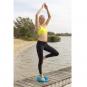 Vzduchová balanční podložka TUNTURI s pumpičkou workout