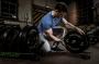 Olympijská tyč TUNTURI Cross Fit 220cm, 20 kg, 28 mm