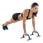 Opěrky na kliky TUNTURI kovové workout 2