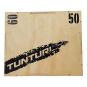 Plyometrická bedna dřevěná TUNTURI Plyo Box bok