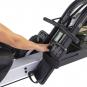 Tunturi R80W Rower Single Rail Endurance nášlapy