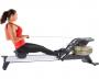 Tunturi R80W Rower Single Rail Endurance promo