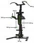 Tunturi Power Tower PT80 nosnost