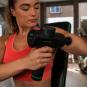Ruční masážní stroj TUNTURI Massage Gun placka