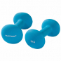 dumbbells-neoprene blue