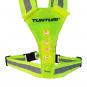 Svítící pásek TUNTURI X-shape LED belt detail
